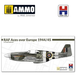 Mustang III RAF Aces over Europe 1944/1945 - Scale 1/72 - Hobby 2000 - H2K72023