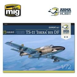 "TS-11 Iskra Expert set ""Camo"" - Scale 1/72 - Arma Hobby - AH70002"