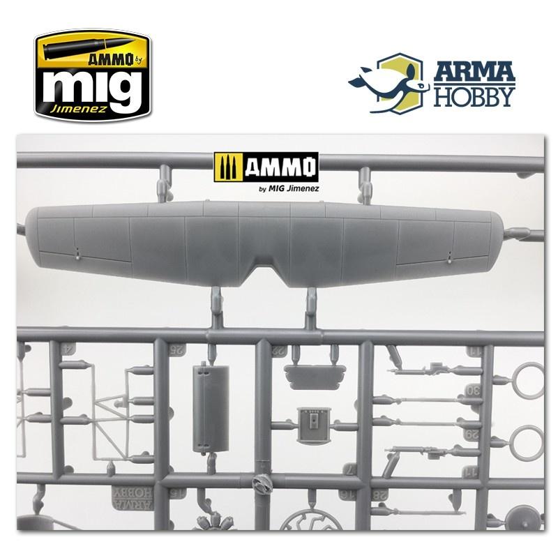 Arma Hobby Fokker E.V Expert Set - Scale 1/72 - Arma Hobby - AH70012