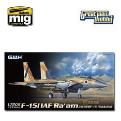 F-15I  IAF  Ra'am - Scale 1/72 - Great Wall Hobby - GWH07202
