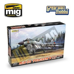 """MIG-29 9-12 Early Type """"Fulcrum """" - Scale 1/48 - Great Wall Hobby - GWH04814"""