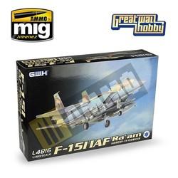 F-15I IAF Ra'am - Scale 1/48 - Great Wall Hobby - GWH04816