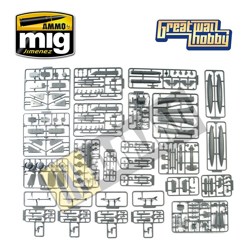 Great Wall Hobby F-15I IAF Ra'am - Scale 1/48 - Great Wall Hobby - GWH04816