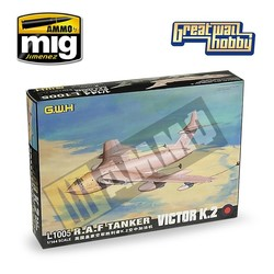 R.A.F VICTOR K.2 Tanker - Scale 1/144 - Great Wall Hobby - GWH01005