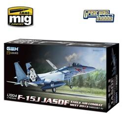 F-15J JASDF - Scale 1/72 - Great Wall Hobby - GWH07204