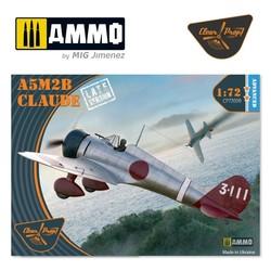 A5M2b Claude late version - Scale 1/72 - Clear Prop - CP72009
