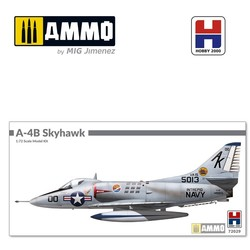 A-4B Skyhawk - Vietnam 1966-68 - Scale 1/72 - Hobby 2000 - H2K72029