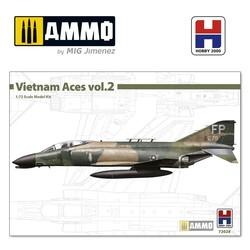 F-4D Phantom II - Vietnam Aces 2 - Scale 1/72 - Hobby 2000 - H2K72028