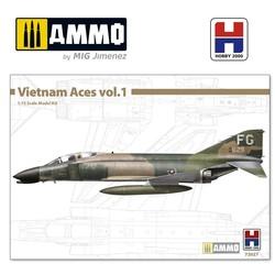 F-4C Phantom II - Vietnam Aces 1 - Scale 1/72 - Hobby 2000 - H2K72027