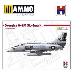 Douglas A-4M Skyhawk - Black Sheep - Scale 1/72 - Hobby 2000 - H2K72017