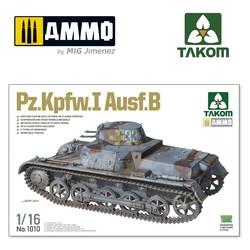 Pz.Kpfw.I Ausf.B - Scale 1/16 - Takom -TAKO1010