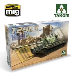 U.S. Heavy Tank T29E3 - Scale 1/35 - Takom -TAKO2064