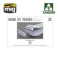 Maus Tracks - Scale 1/35 - Takom -TAKO2094