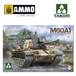 M60A1 U.S .Army Main Battle Tank - Scale 1/35 - Takom -TAKO2132