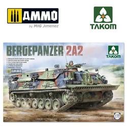 Bergepanzer 2A2 - Scale 1/35 - Takom -TAKO2135