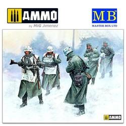 Cold Wind - Scale 1/35 - Masterbox Ltd - MBLTD35103