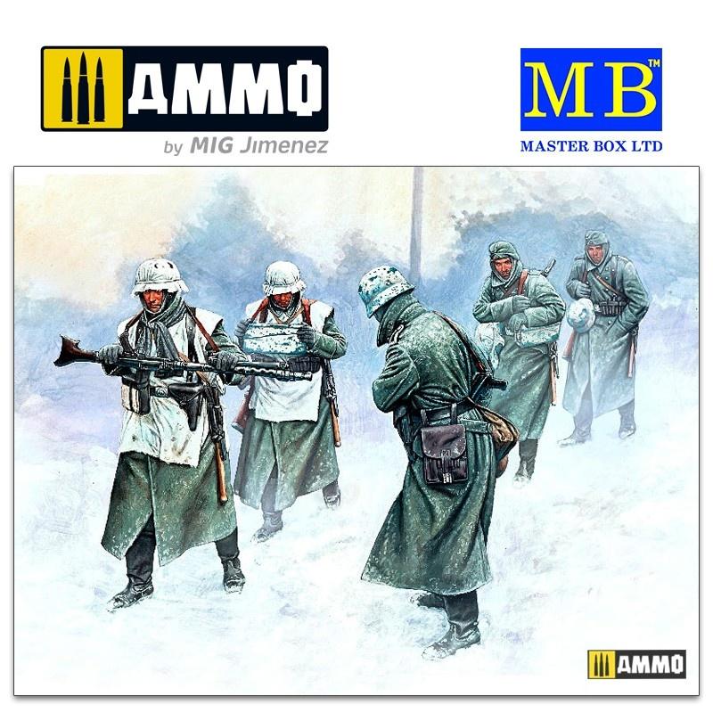 Master Box Ltd Cold Wind - Scale 1/35 - Masterbox Ltd - MBLTD35103