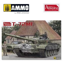 T-72M / M1 - Scale 1/35 - Amusing Hobby - AH35A038