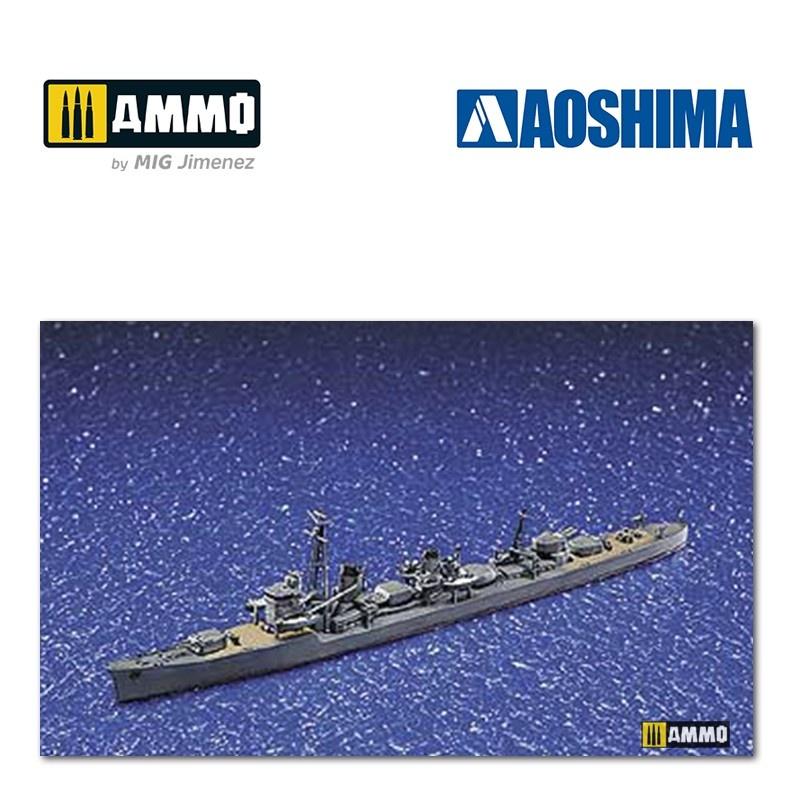 Aoshima IJN Destroyer Kagero (1941) - Scale 1/700 - Aoshima - AO-033531