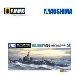 IJN Destroyer Yoizuki - Scale 1/700 - Aoshima - AO-017586