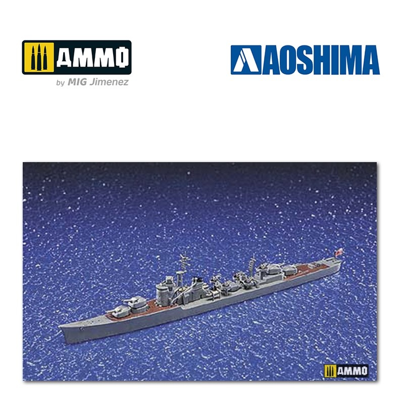 Aoshima IJN Destroyer Yoizuki - Scale 1/700 - Aoshima - AO-017586