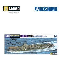 IJN Aircraft Carrier Unryu - Scale 1/700 - Aoshima - AO-000991