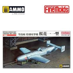 Yokosuka MXY7 Ohka - Scale 1/48 - Fine Molds - FMFB15
