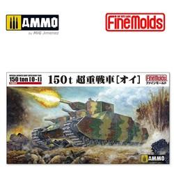 IJA Super-Heavy Tank [O-I] - Scale 1/72 - Fine Molds - FMFM44