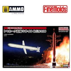Tomahawk Land Attack Missile (TLAM) - Scale 1/72 - Fine Molds - FMFP29