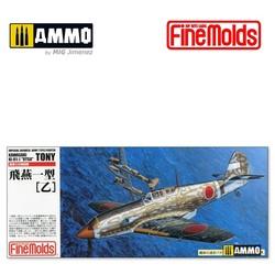 "IJA Kawasaki Type3 Fighter Ki-61-1 Otsu ""Tony"" - Scale 1/72 - Fine Molds - FMFP24"