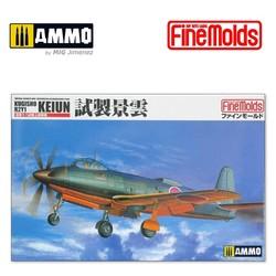 IJN Kugisho R2Y1 l Recconnaisance Plane Keiun - Scale 1/72 - Fine Molds - FMFP23