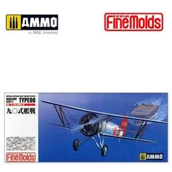 IJN Nakajima Type90 A2N1-2 Carrier Fighter - Scale 1/72 - Fine Molds - FMFP21
