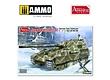 Amusing Hobby German Tank Destroyer Jagdpanther II - Scale 1/35 - Amusing Hobby - AH35A011