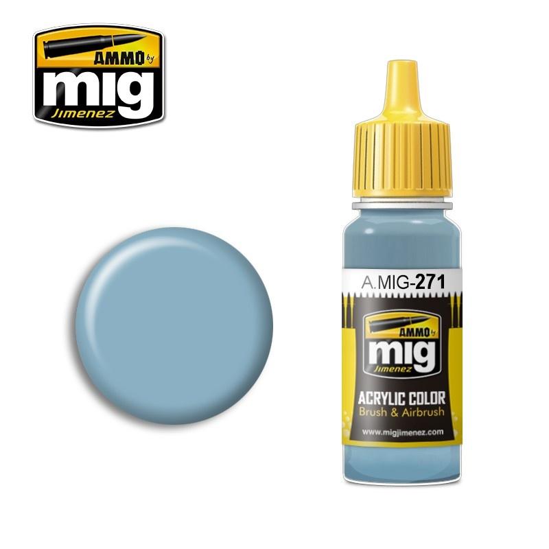 Ammo by Mig Jimenez FS35450 Air Superiority Blue - 17ml - Ammo by Mig Jimenez - A.MIG-0271