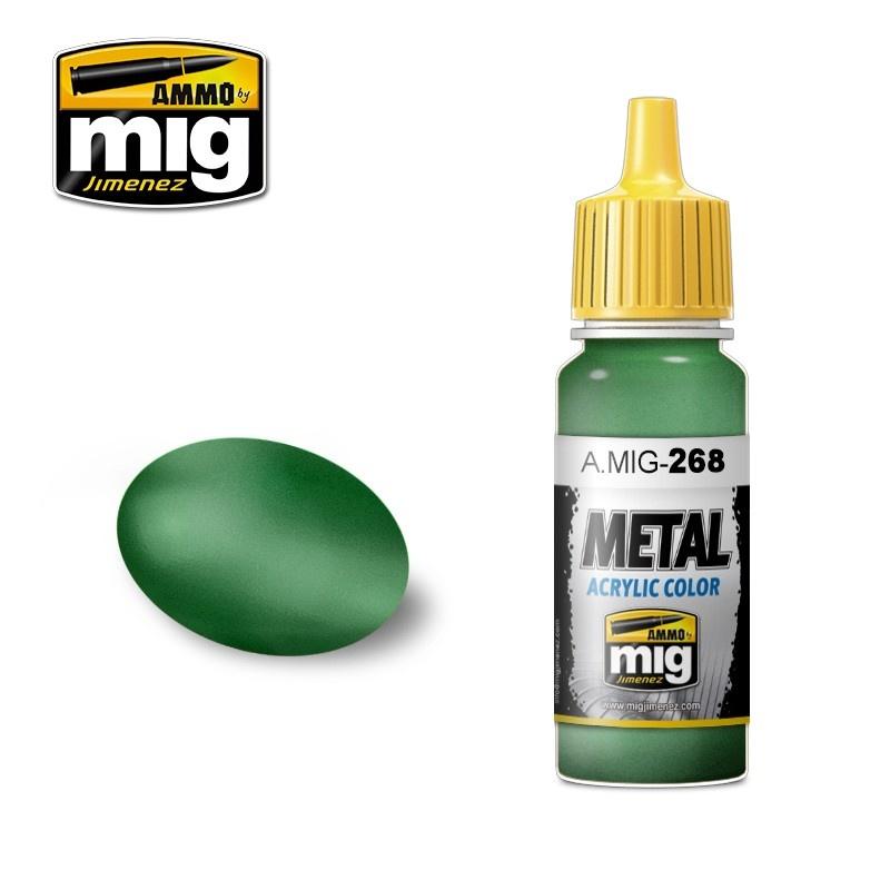 Ammo by Mig Jimenez Aotake Green - 17ml - Ammo by Mig Jimenez - A.MIG-0268