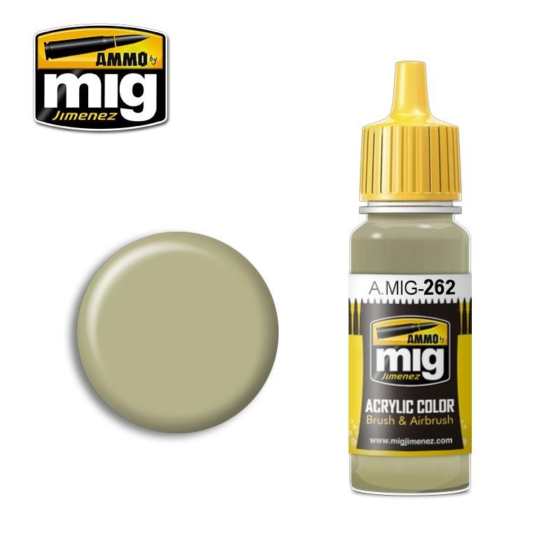 Ammo by Mig Jimenez IJN Ash Grey - 17ml - Ammo by Mig Jimenez - A.MIG-0262