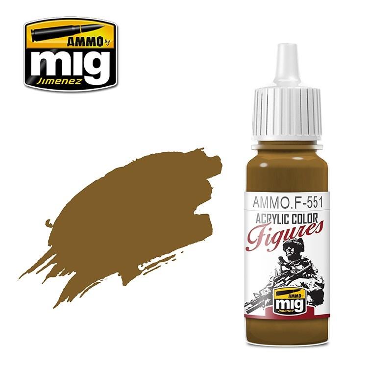 Ammo by Mig Jimenez Figure Series Burnt Sand - 17ml - Ammo by Mig Jimenez - AMMO.F-551