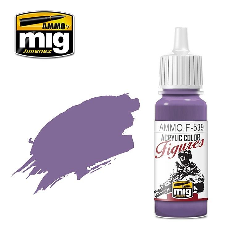 Ammo by Mig Jimenez Figure Series Bright Violet - 17ml - Ammo by Mig Jimenez - AMMO.F-539