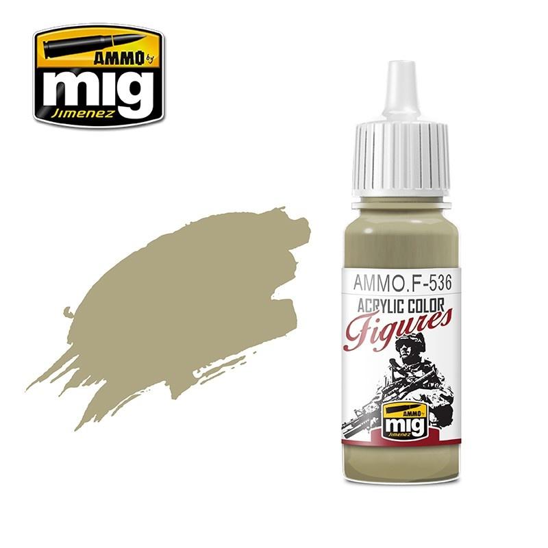 Ammo by Mig Jimenez Figure Series Splinter Grey - 17ml - Ammo by Mig Jimenez - AMMO.F-536