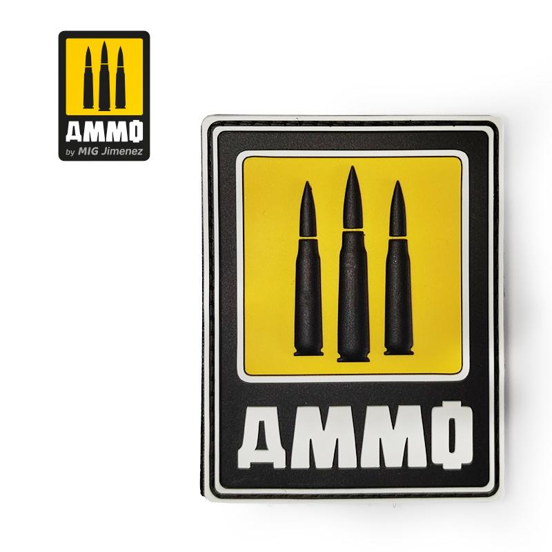 Ammo by Mig Jimenez Ammo Tactical Badge - Ammo by Mig Jimenez - A.MIG-8057