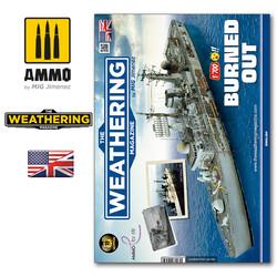 The Weathering Magazine #33 – Burn Out  English - Ammo by Mig Jimenez - A.MIG-4532
