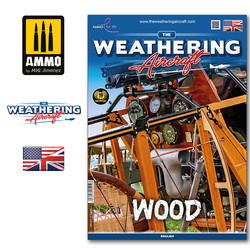 The Weathering Aircraft #19 – Wood English - Ammo by Mig Jimenez - A.MIG-5219