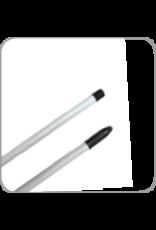 Flipper Metaalsteel Franse draad 1M40 wit
