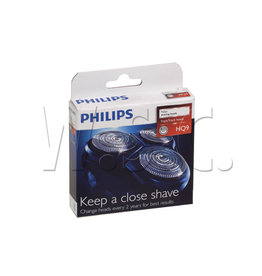 Philips PHILIPS HQ 9 P/3ST TOUCH/SPEED