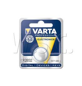 Varta BATTERIJ  CR2032 LITHIUM 3V