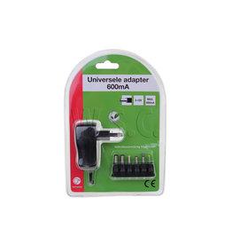 Universeel Universele adapter 600ma