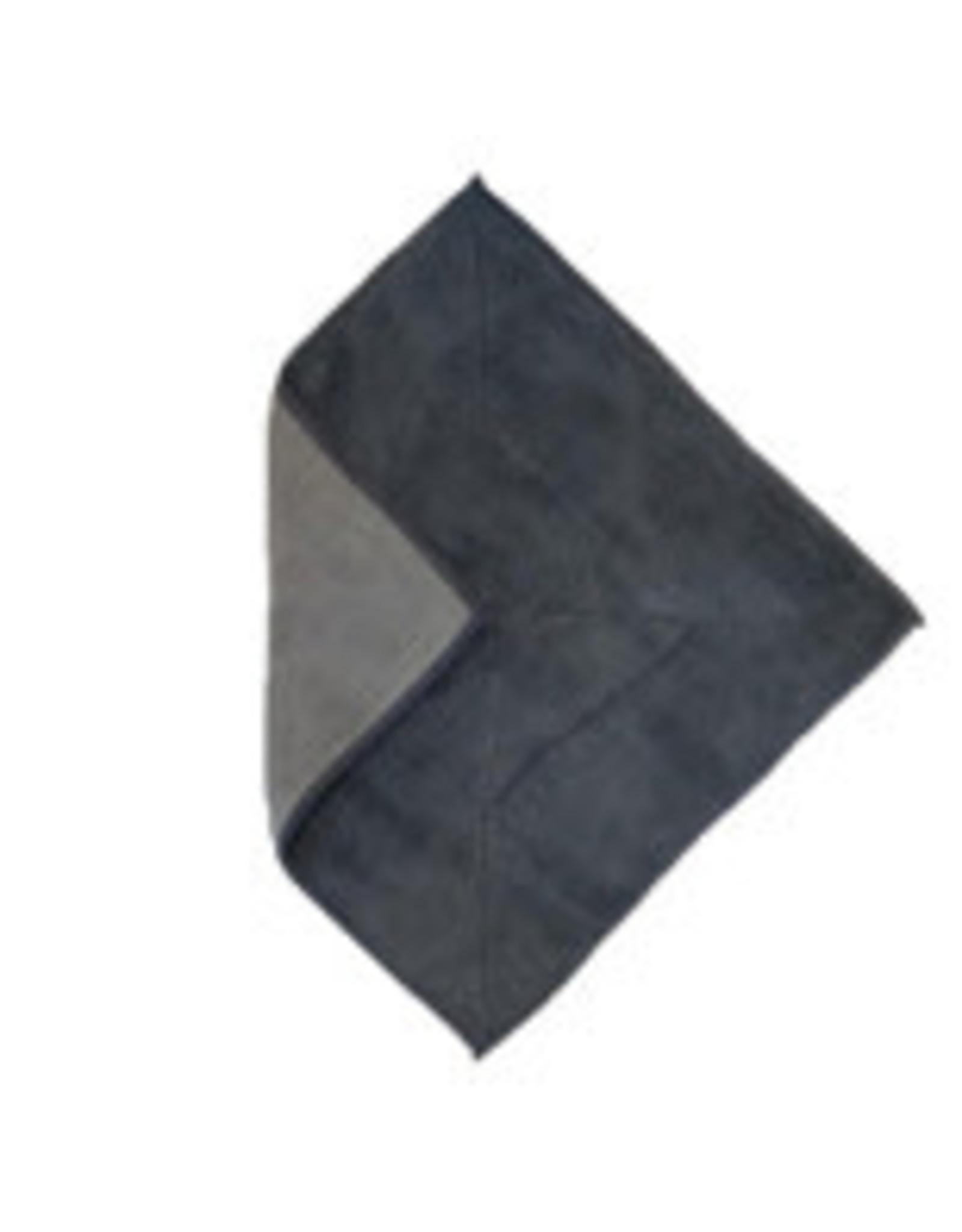 Flipper Microtex Duo 30x30 grijs/antraciet