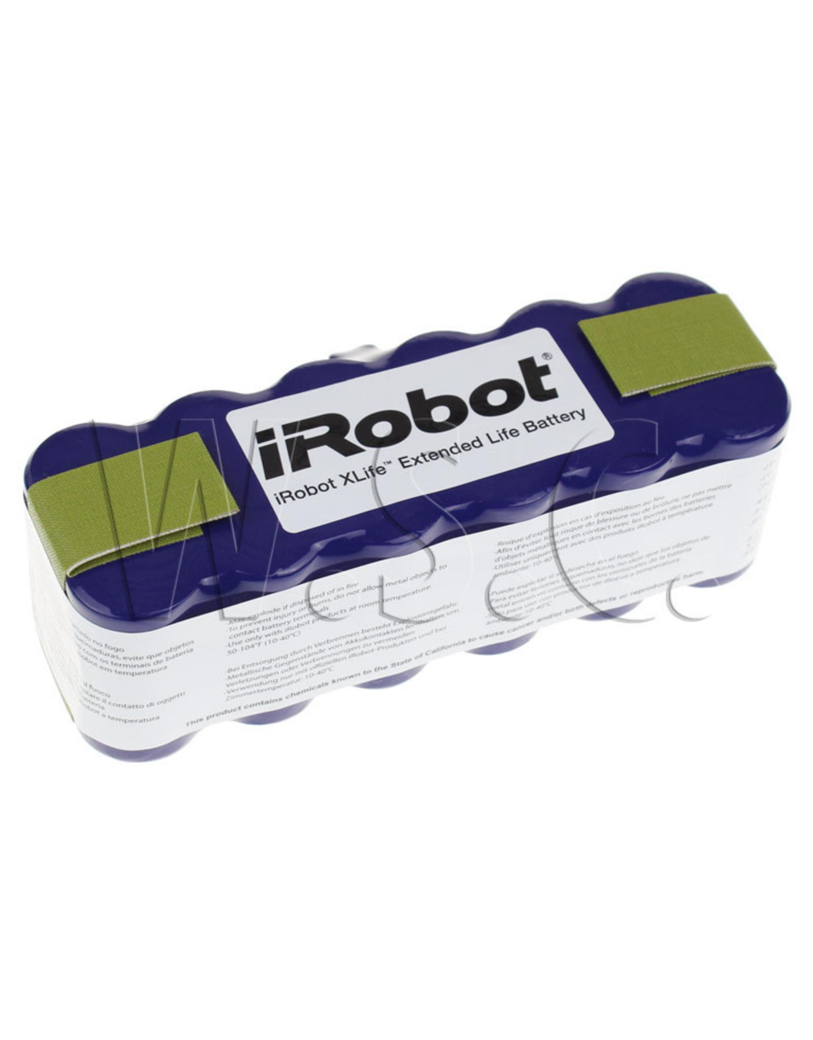 IRobot BATTERIJ IROBOT 600-700-800 SERIE (vroeger geel)