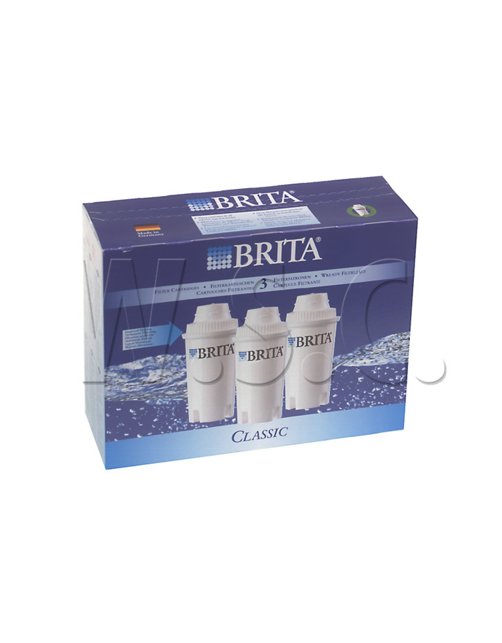 Brita BRITA      NAVULPATROON 3-PACK
