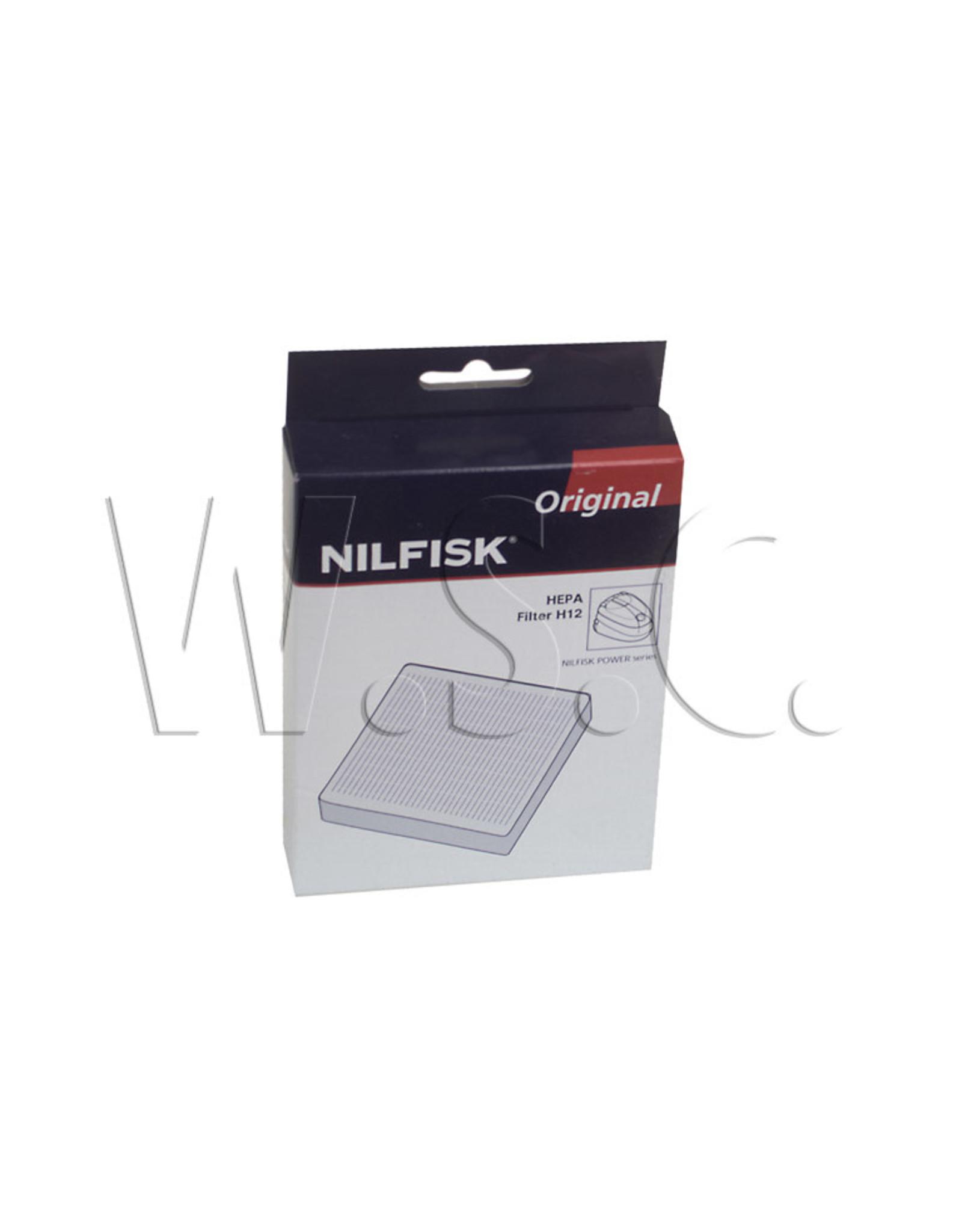 Nilfisk HEPA FILTER H12  POWER SERIE